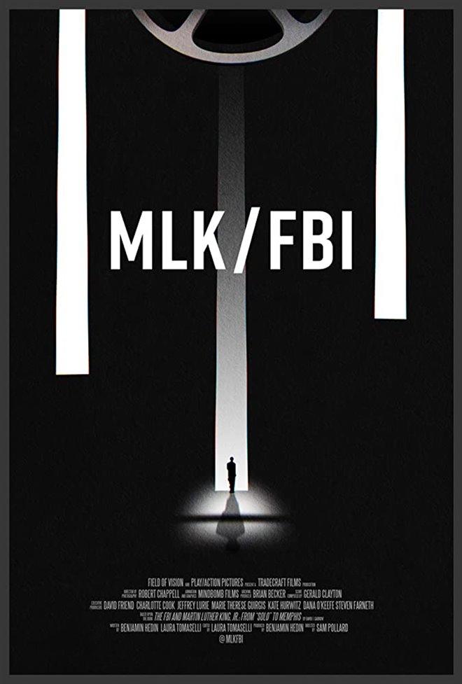 MLK/FBI Large Poster