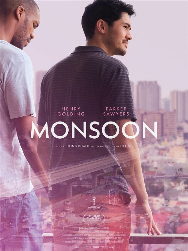 Monsoon Large Poster