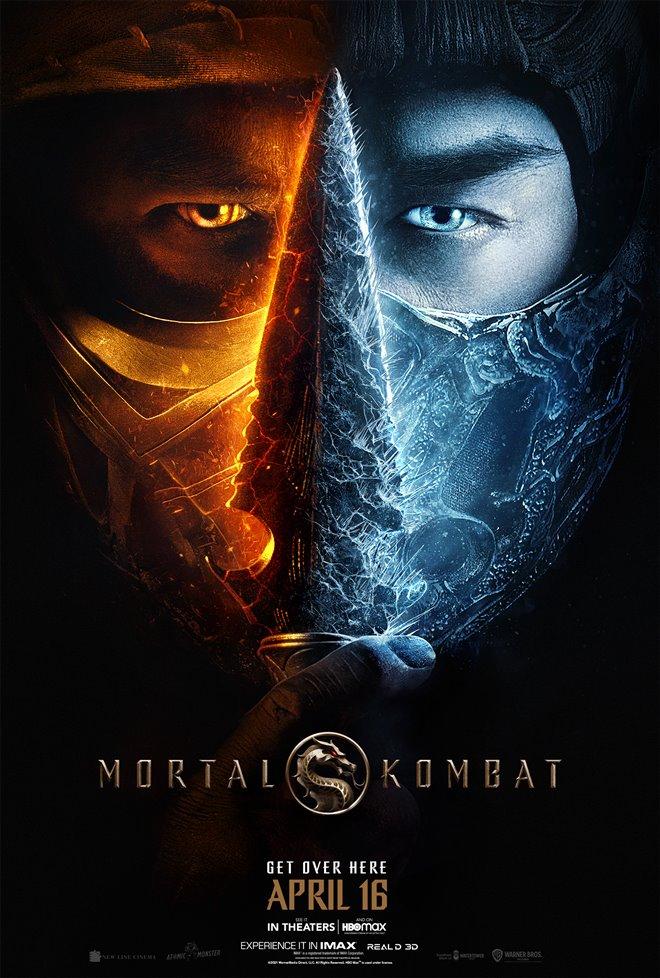 Mortal Kombat Large Poster