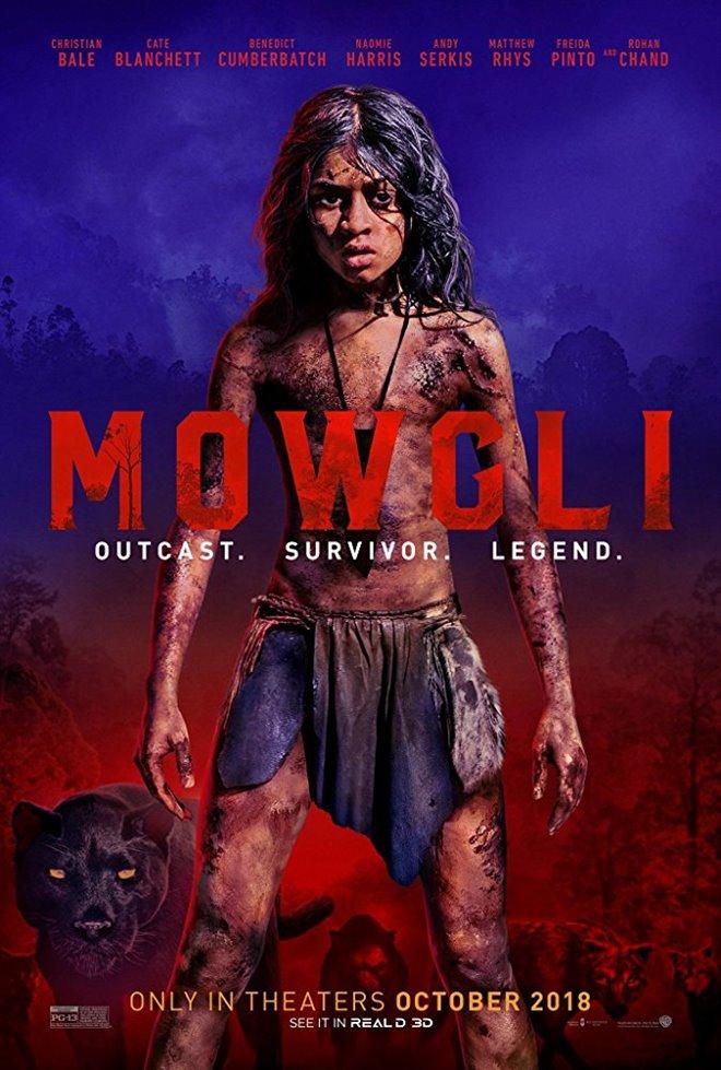 Mowgli Large Poster