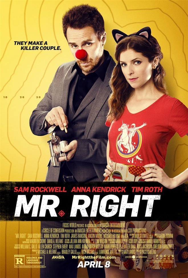 Mr. Right Large Poster
