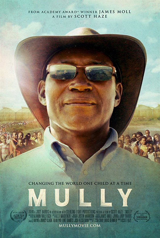 Mully Large Poster