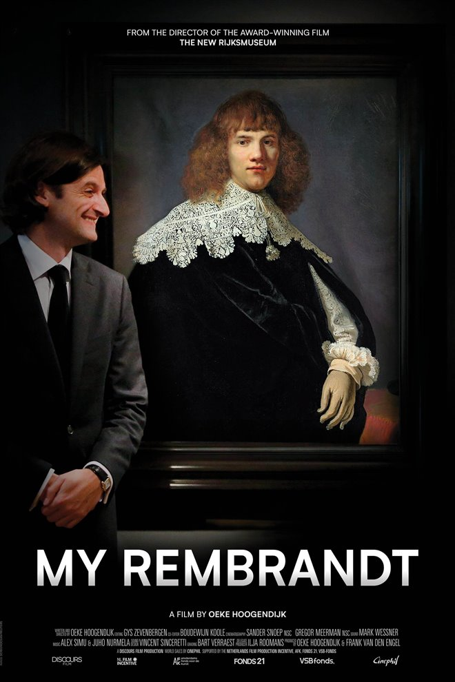 My Rembrandt Large Poster