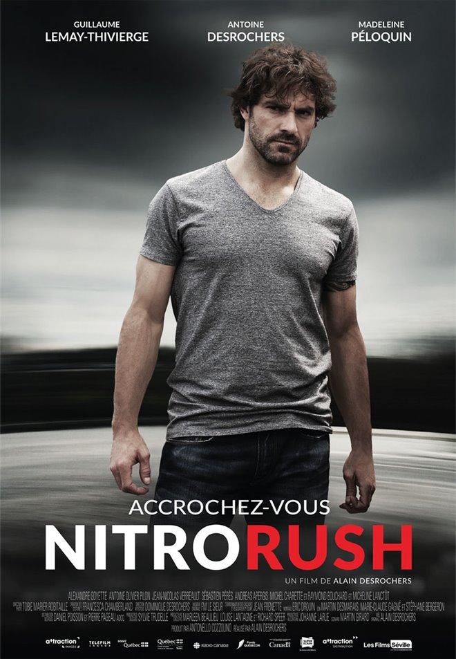 Nitro Rush Large Poster