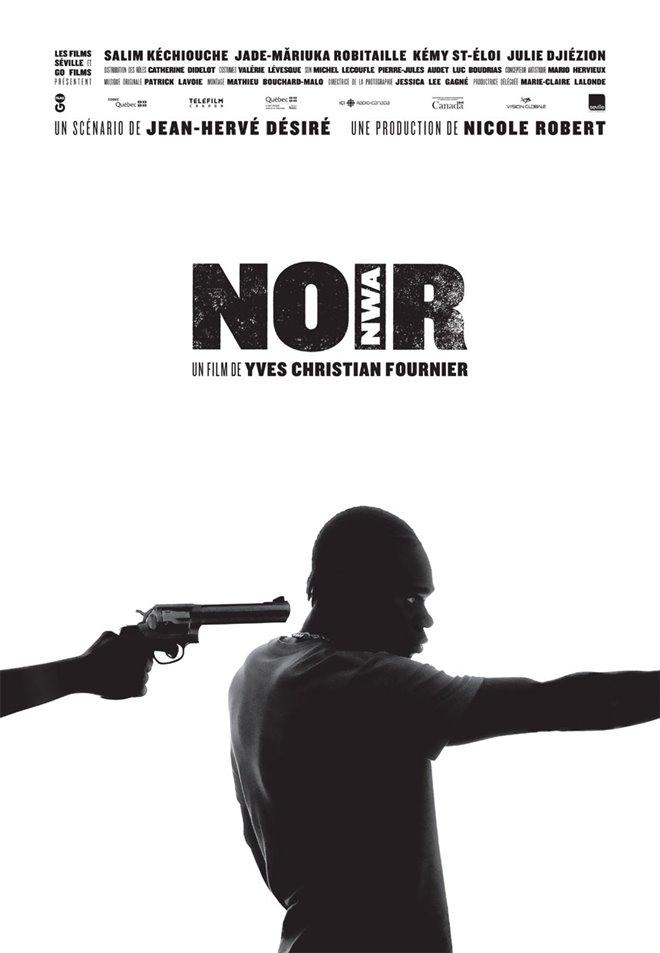 Noir (NWA) Large Poster