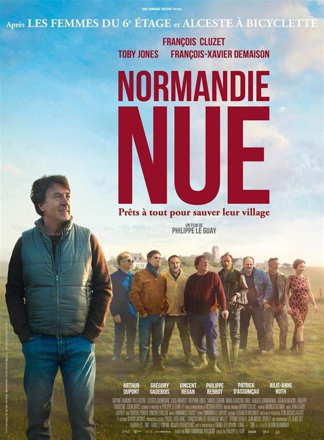 Normandie nue Large Poster