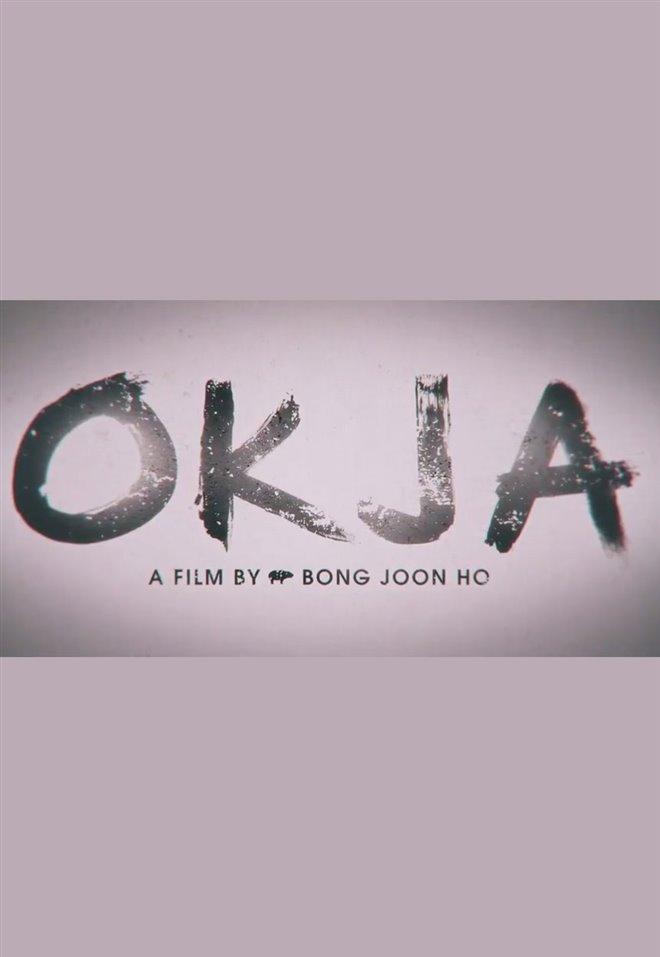 Okja (Netflix) Large Poster