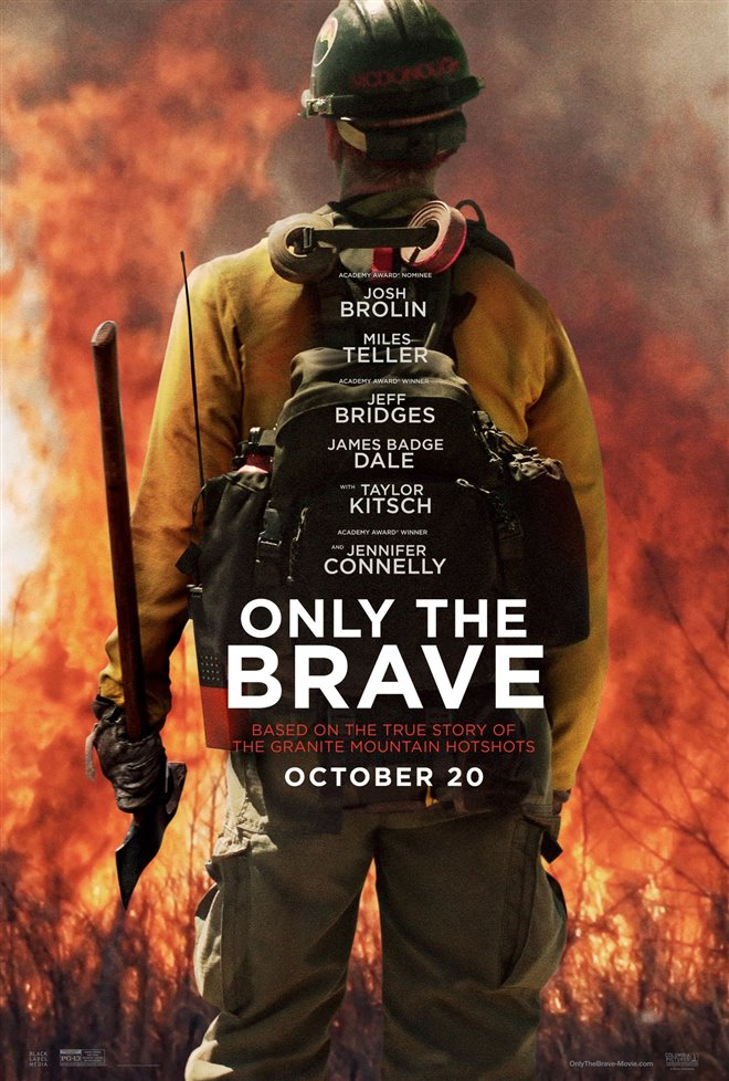 Only the Brave Large Poster