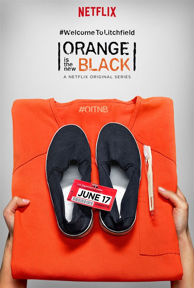 Orange is the New Black: Season 4 (Netflix) Large Poster