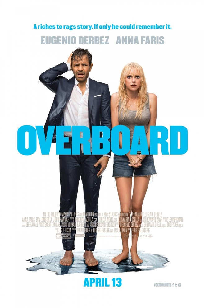 Overboard Large Poster