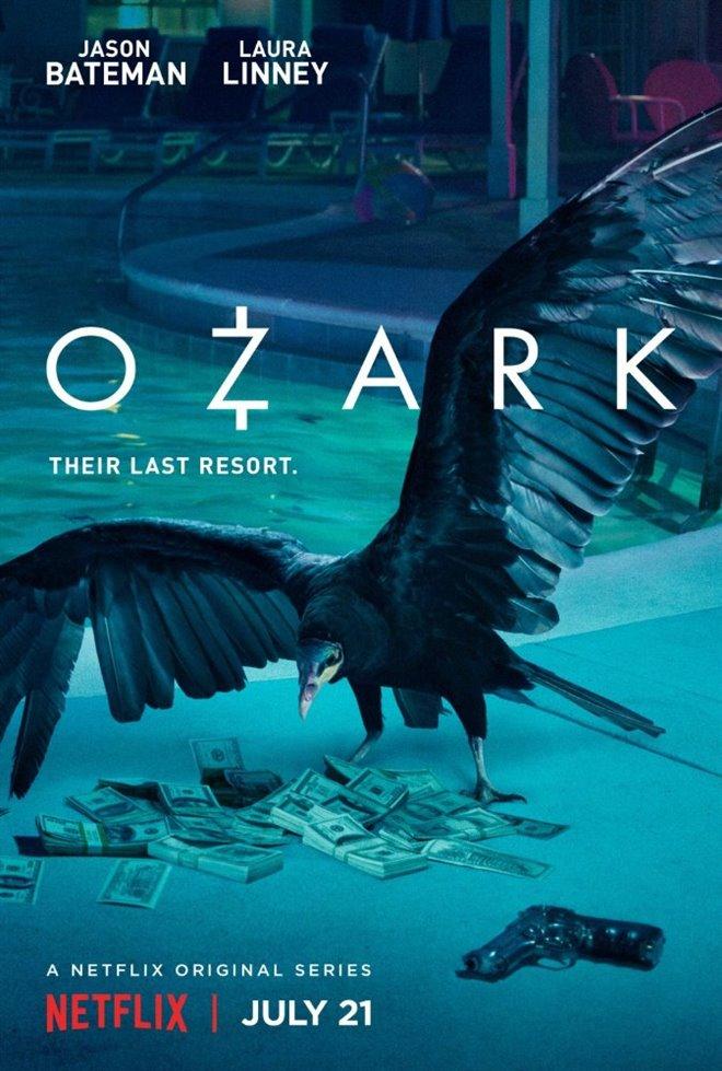 Ozark (Netflix) Large Poster