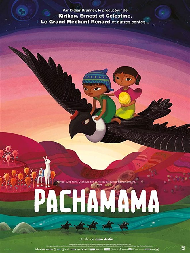Pachamama Large Poster
