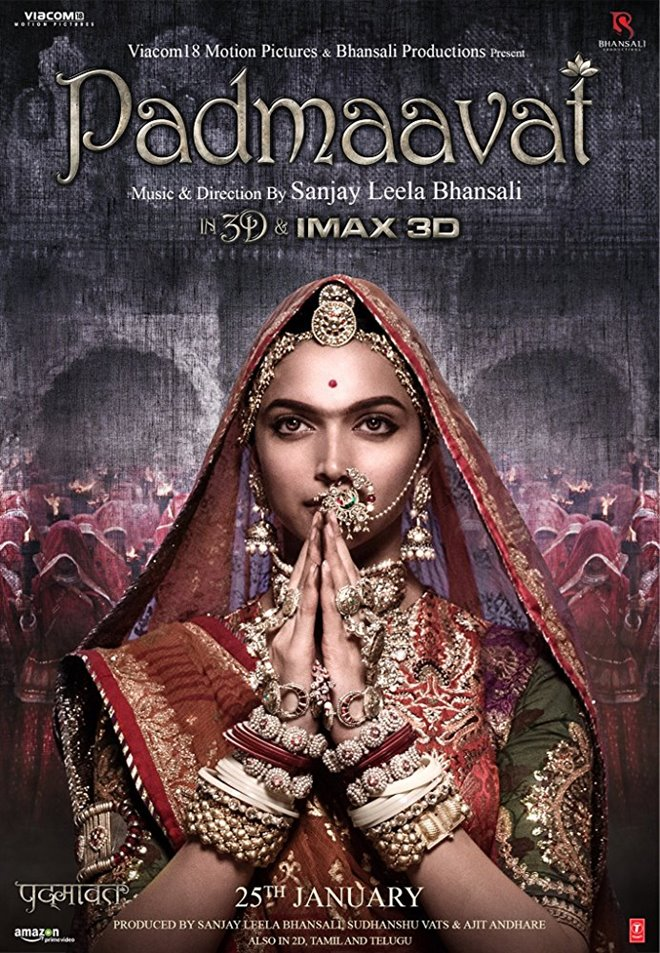 Padmaavat (Hindi) Large Poster
