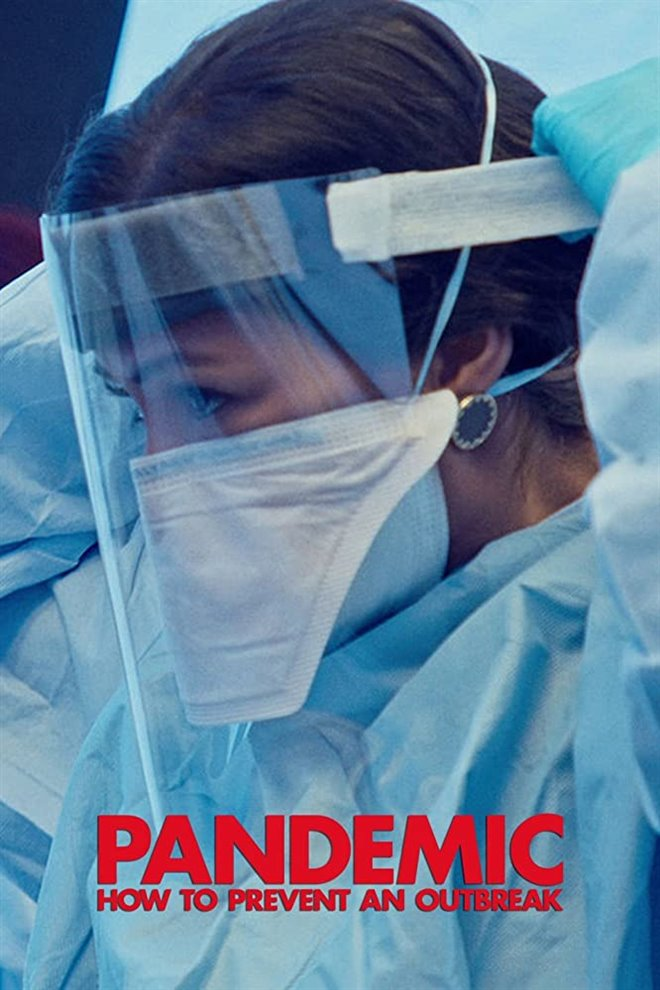Pandemic: How to Prevent an Outbreak (Netflix) Large Poster