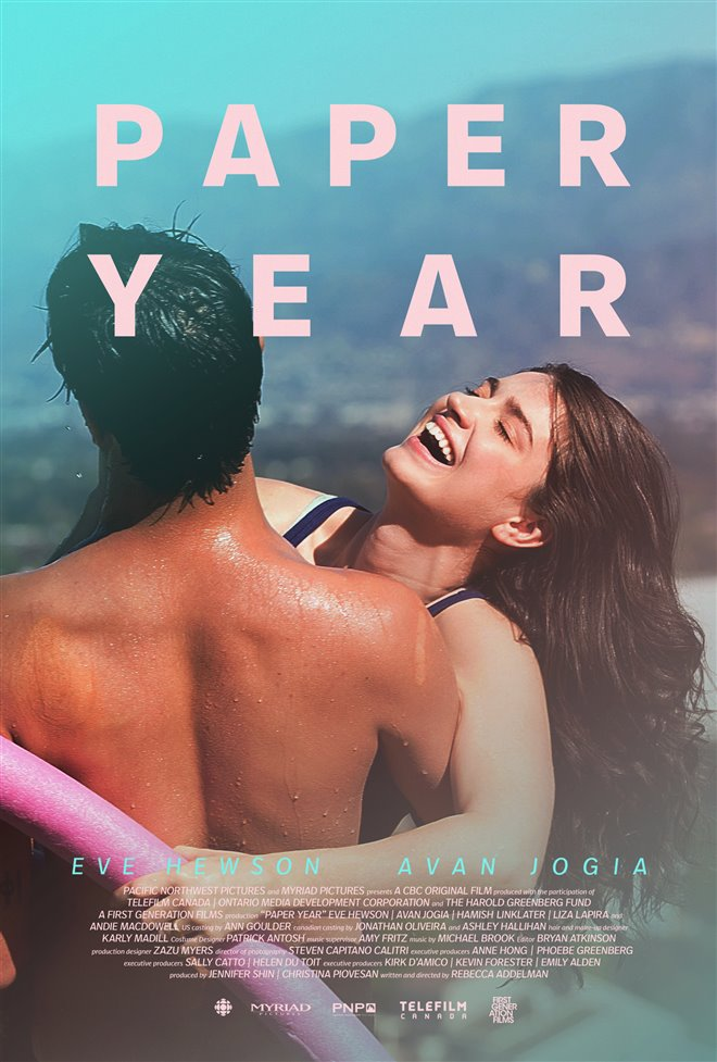 Paper Year Large Poster