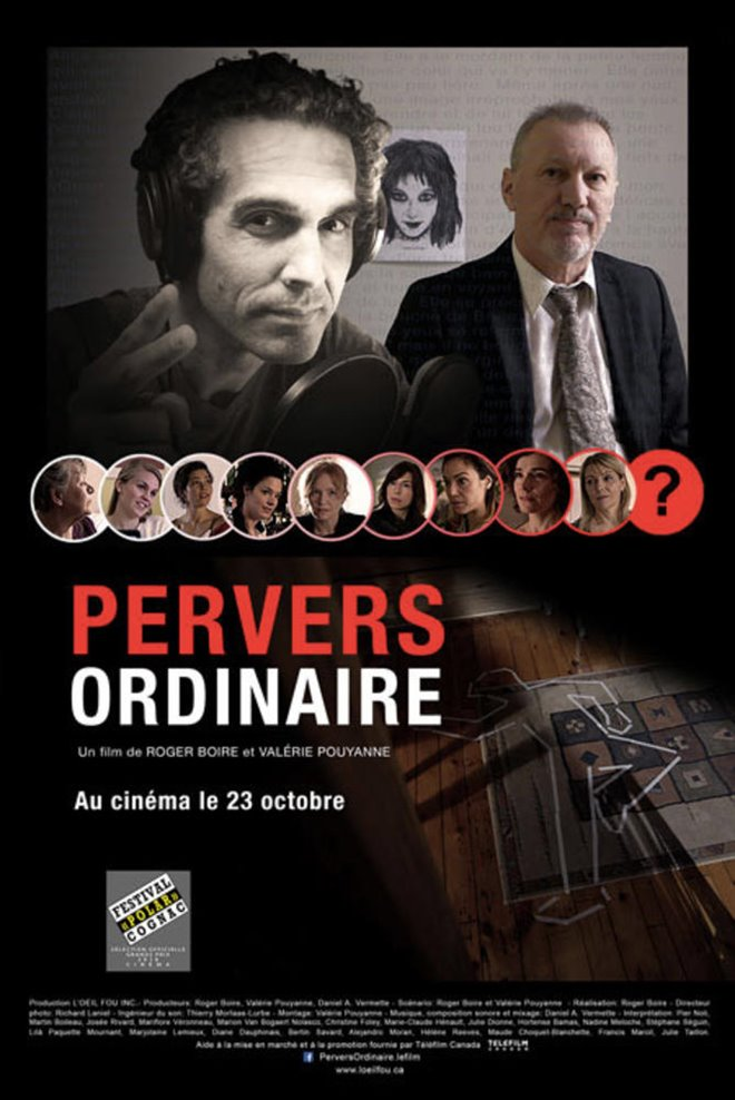 Pervers ordinaire Large Poster