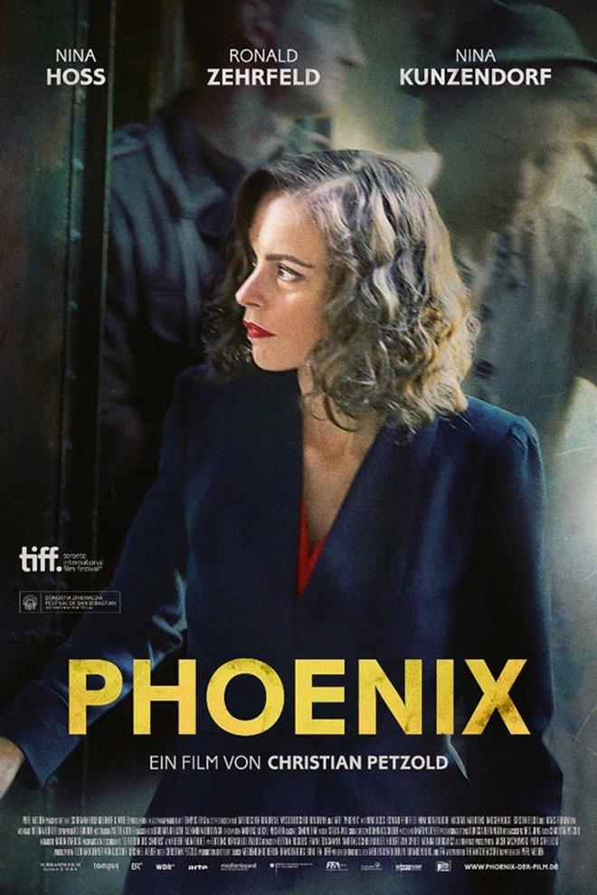 Phoenix Large Poster