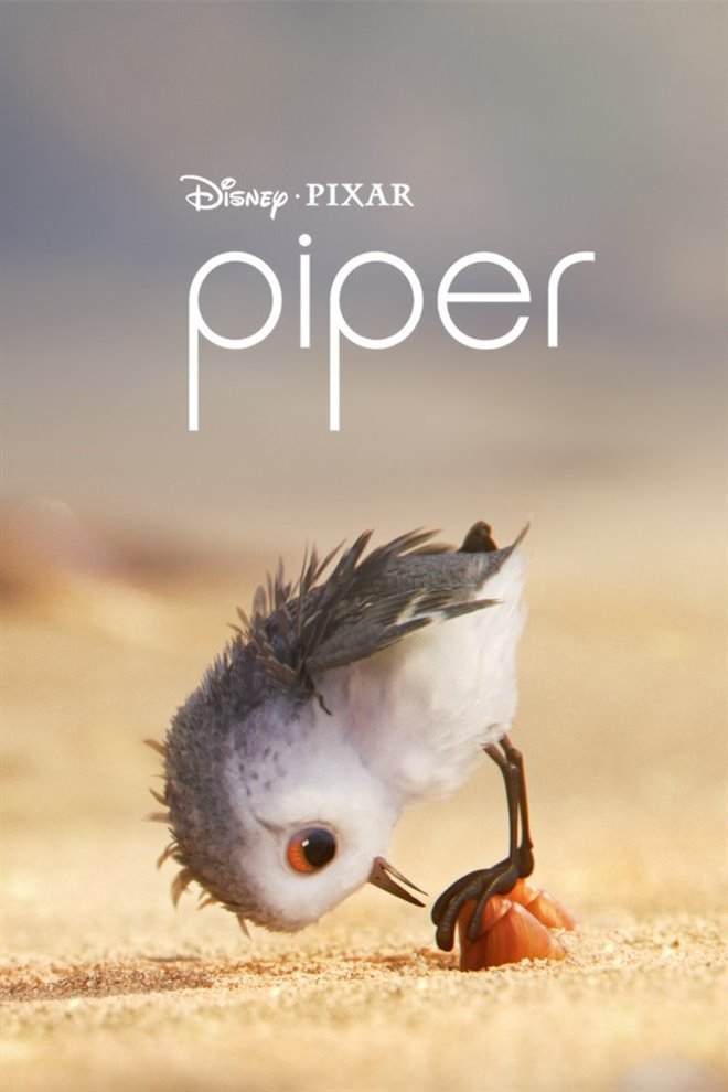 Piper Large Poster