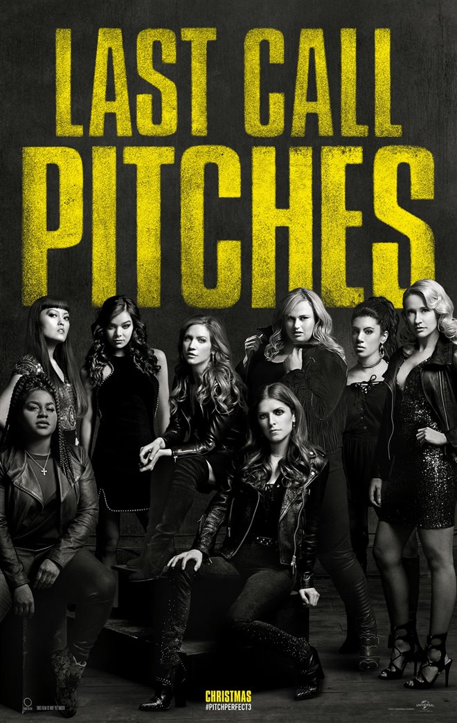 Pitch Perfect 3 Large Poster