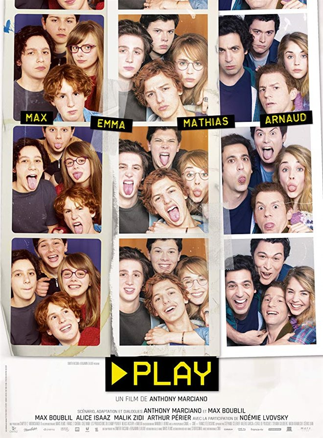 Play Large Poster