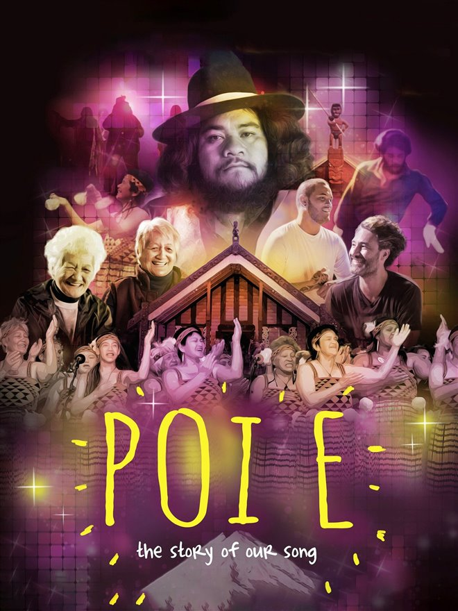 Poi E: The Story of Our Song Large Poster