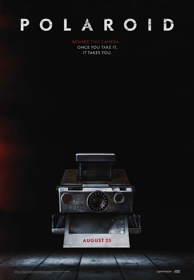 Polaroid Large Poster