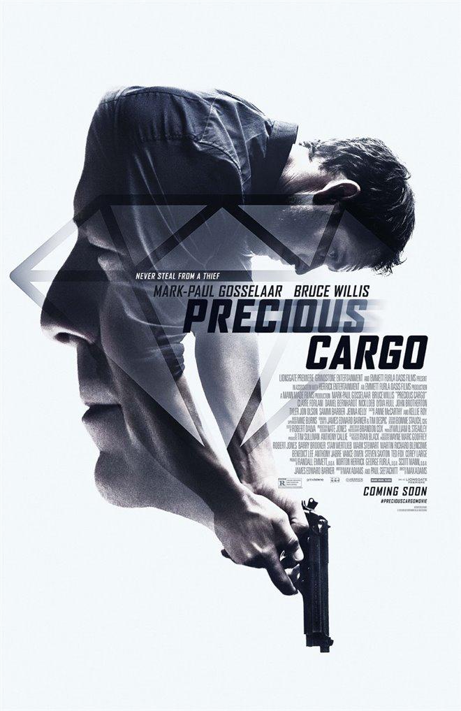 Precious Cargo Large Poster