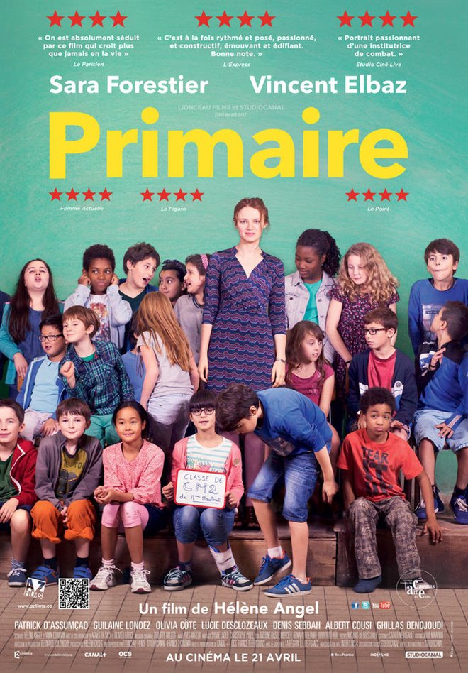 Primaire Large Poster