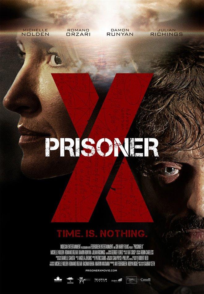 Prisoner X Large Poster