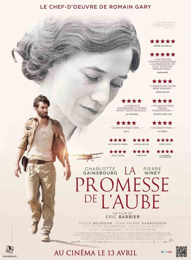 Promise at Dawn Large Poster