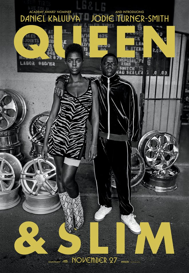 Queen & Slim Large Poster