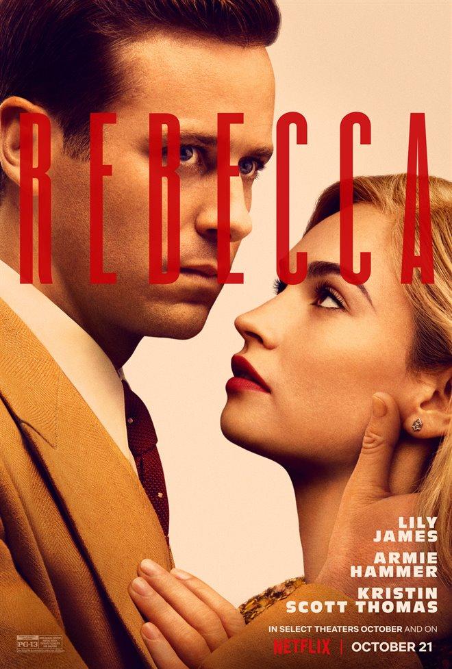 Rebecca (Netflix) Large Poster