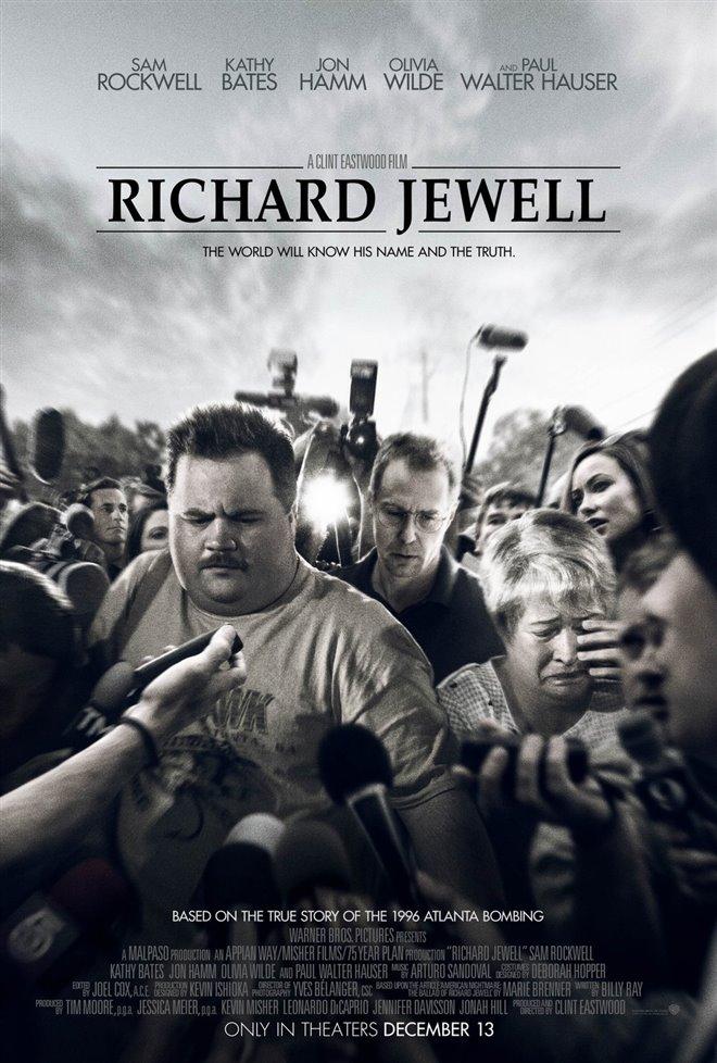 Richard Jewell Large Poster