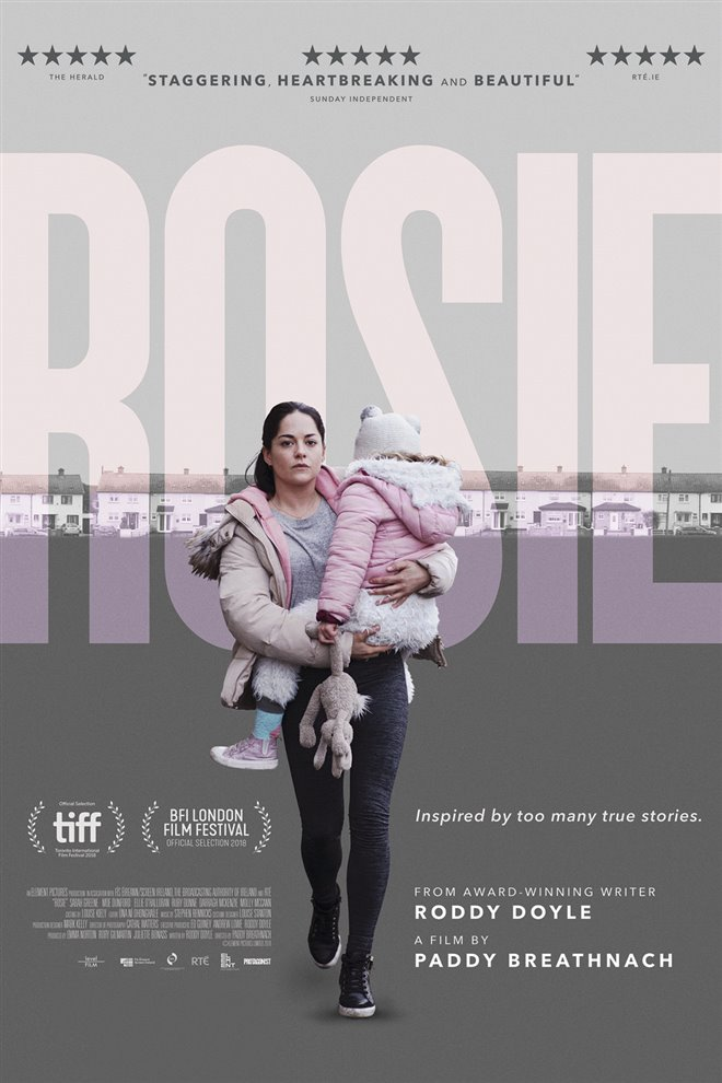 Rosie Large Poster