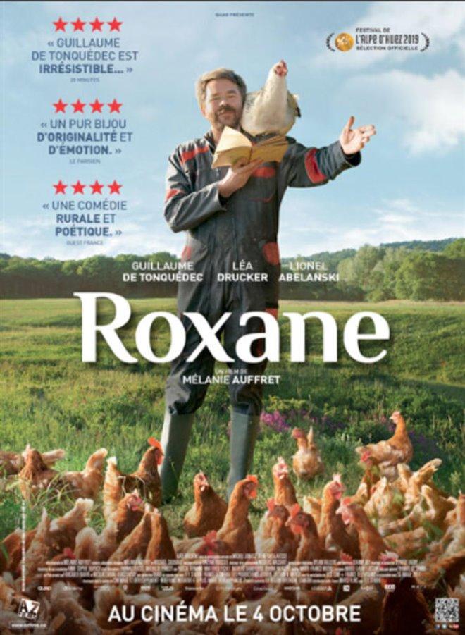 Roxane Large Poster