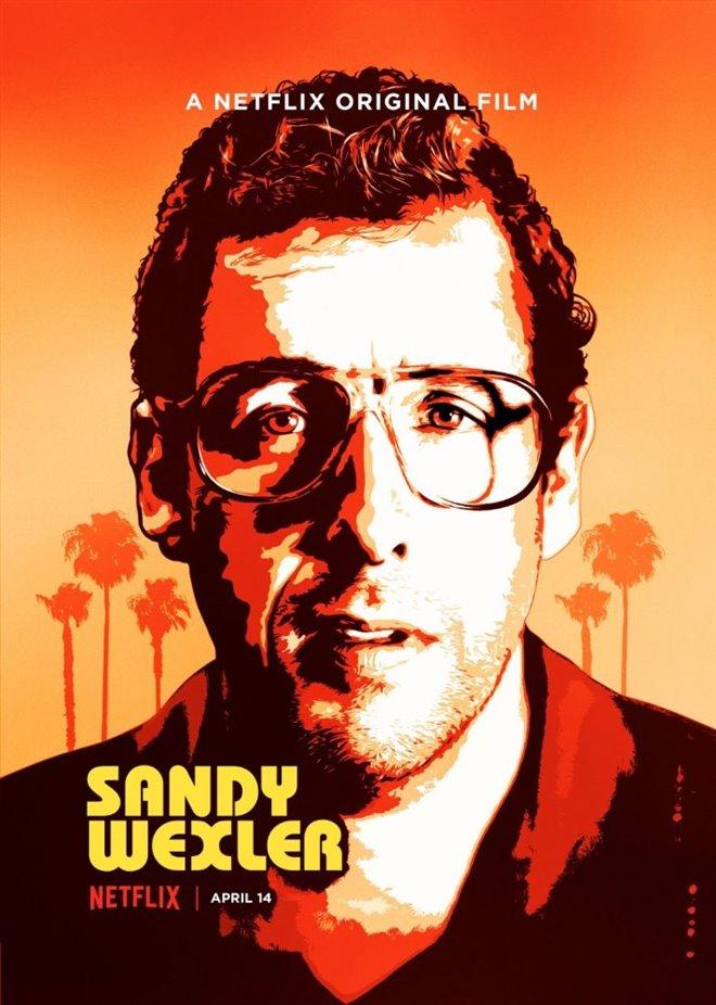 Sandy Wexler (Netflix) Large Poster