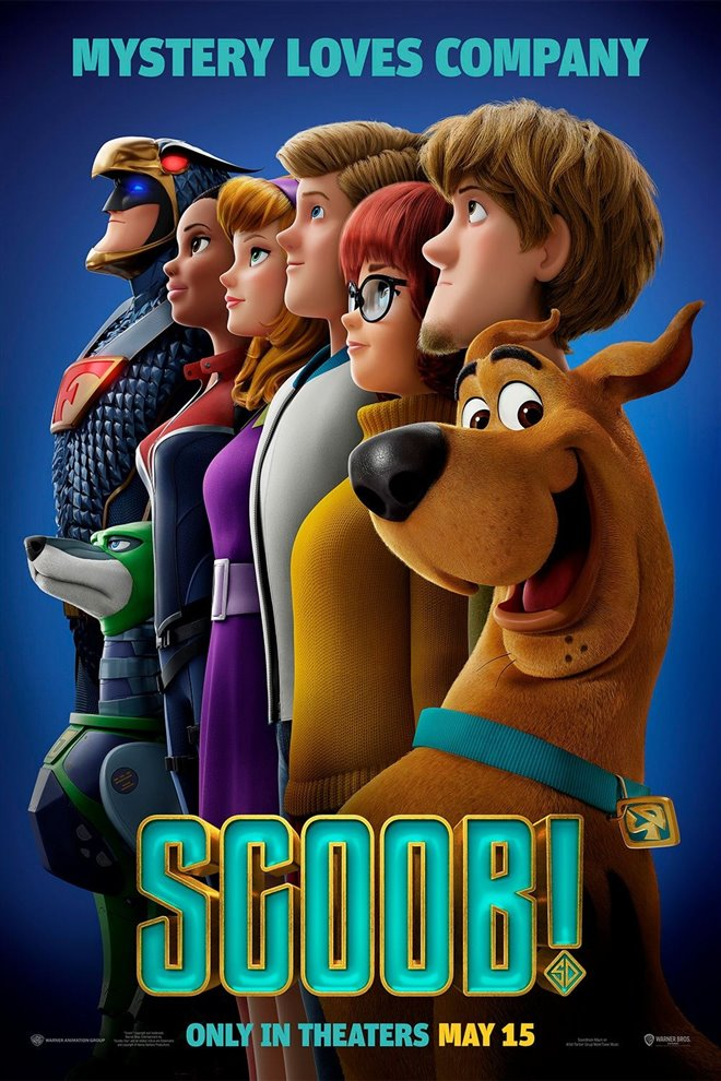SCOOB! Large Poster