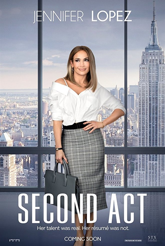 Second Act Large Poster