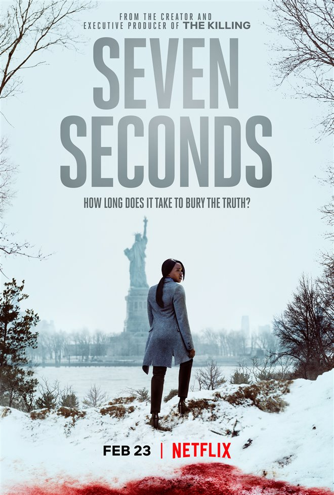 Seven Seconds (Netflix) Large Poster