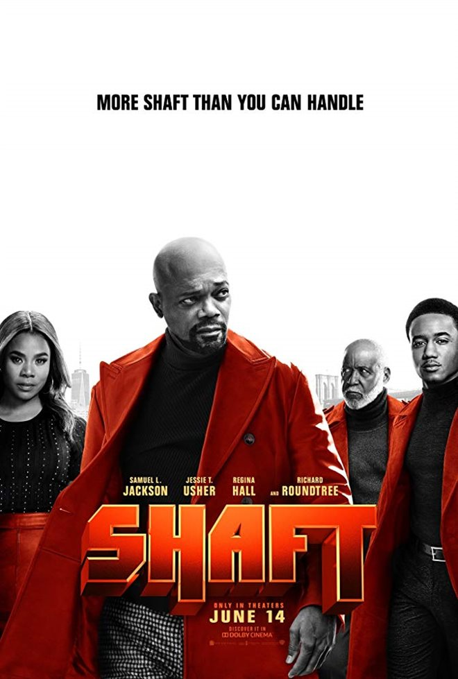 Shaft Large Poster