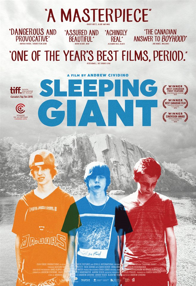 Sleeping Giant Large Poster