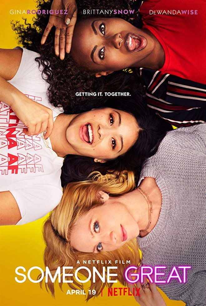 Someone Great (Netflix) Large Poster