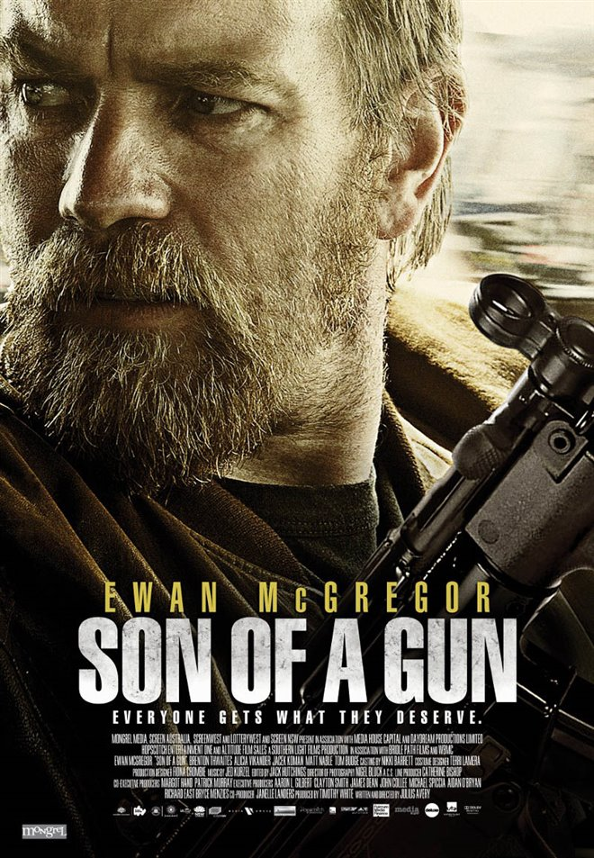 Son of a Gun Large Poster