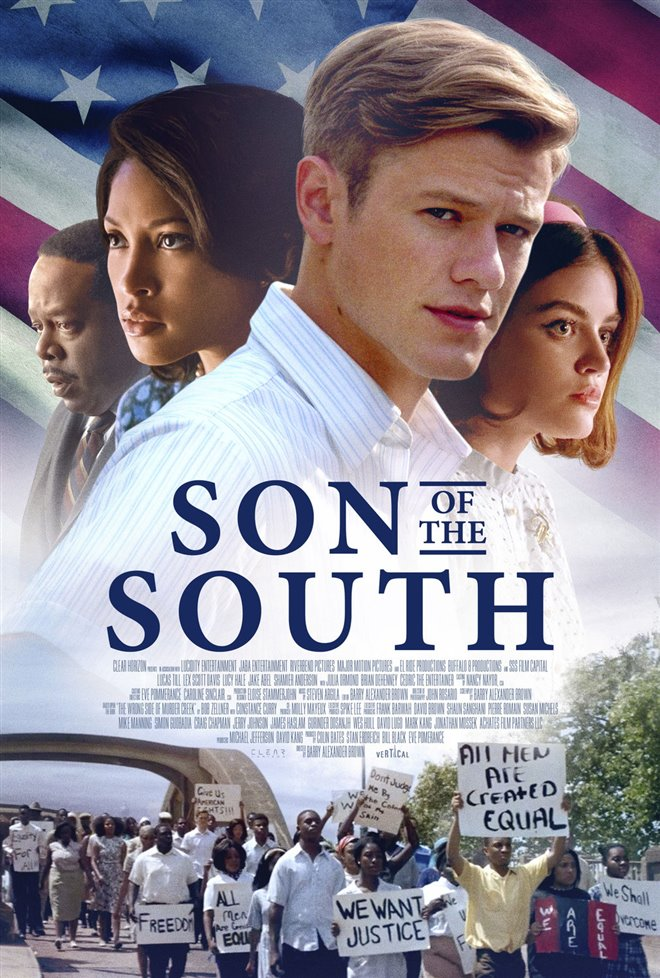 Son of the South Large Poster