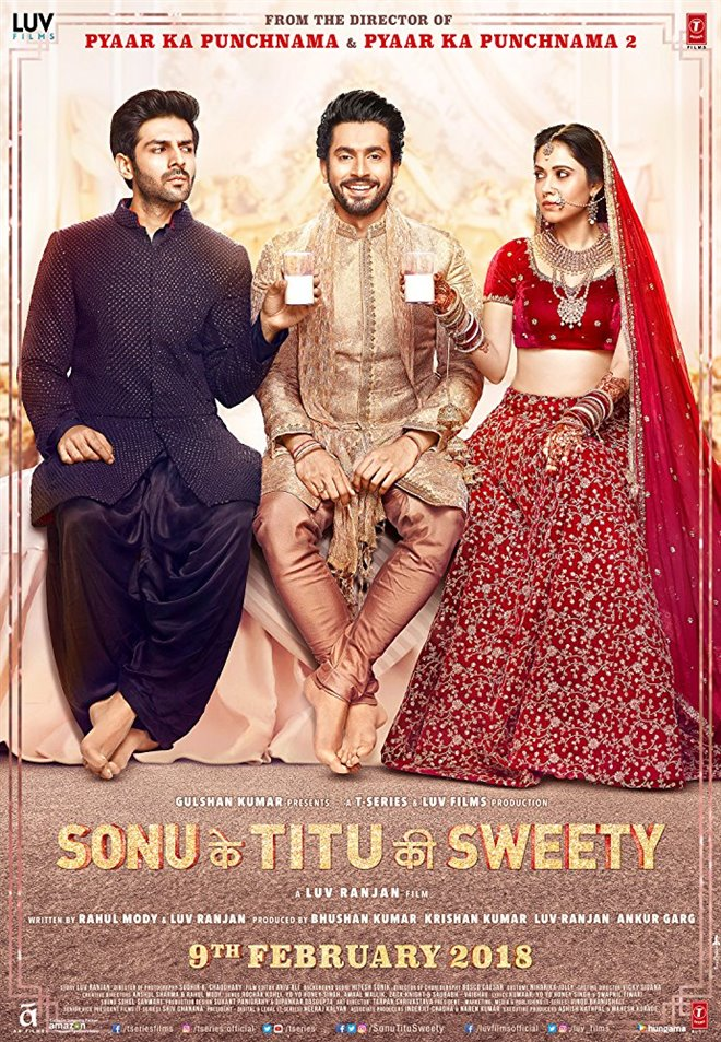 Sonu Ke Titu Ki Sweety (2018) Hindi DVDRip 700MB ESubs MKV