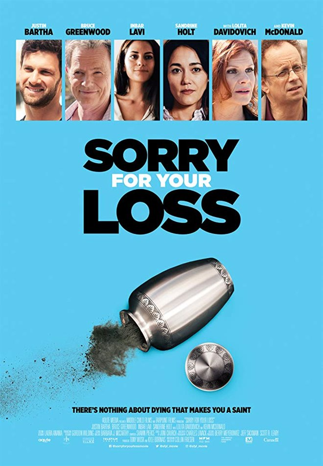 Sorry for Your Loss Large Poster