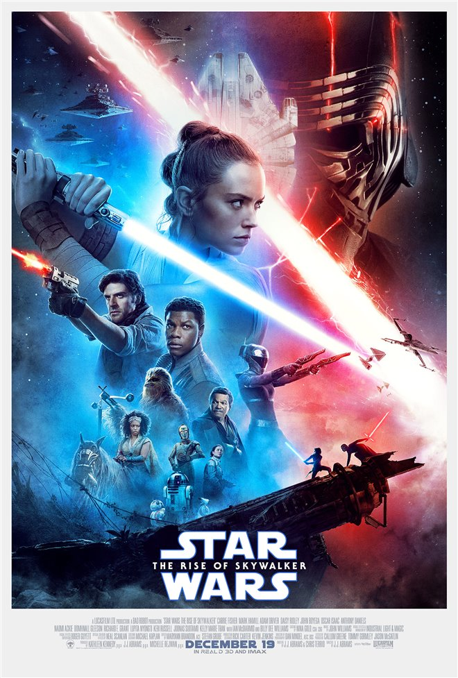 Star Wars: The Rise of Skywalker Large Poster