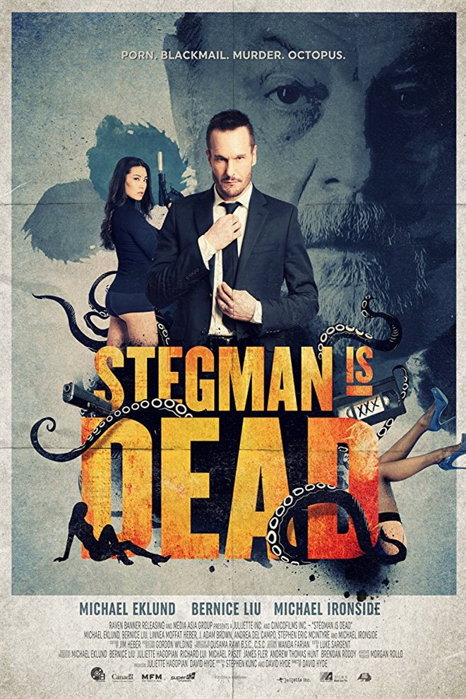 Stegman Is Dead Large Poster