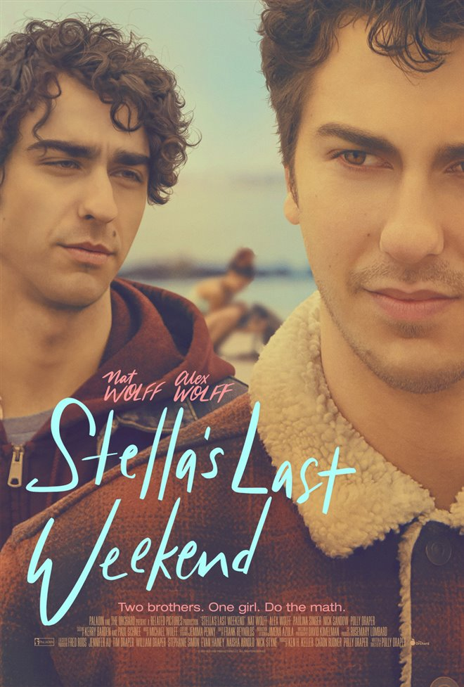 Stella's Last Weekend Large Poster