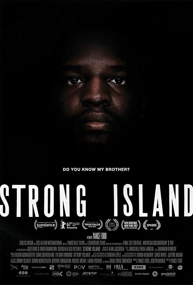 Strong Island Large Poster